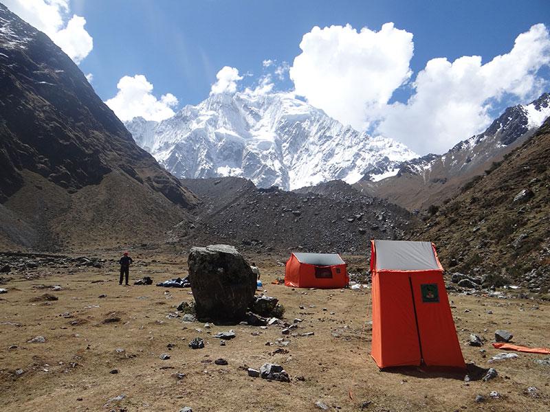 Camping Suyrococha