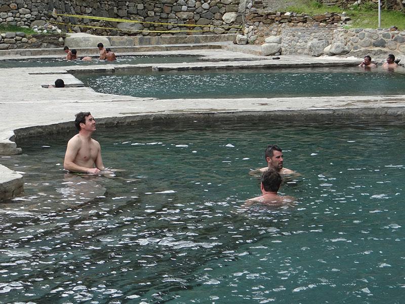 Hotspring in Santa Teresa