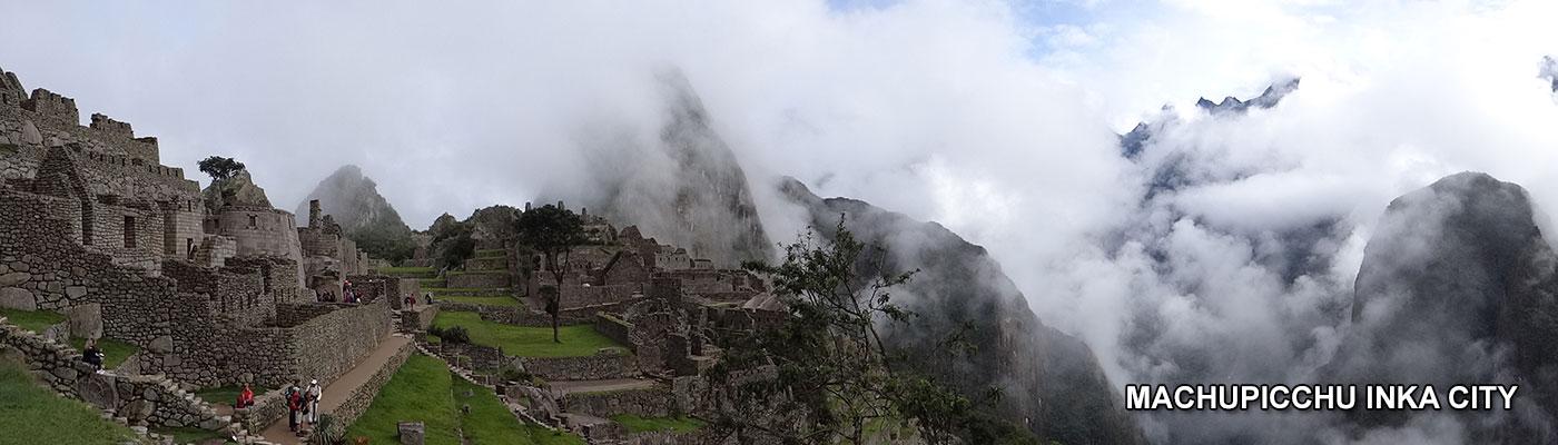 Machupicchu Inca City