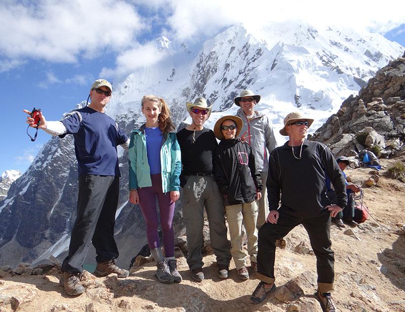 Salkantay & Inca Trail