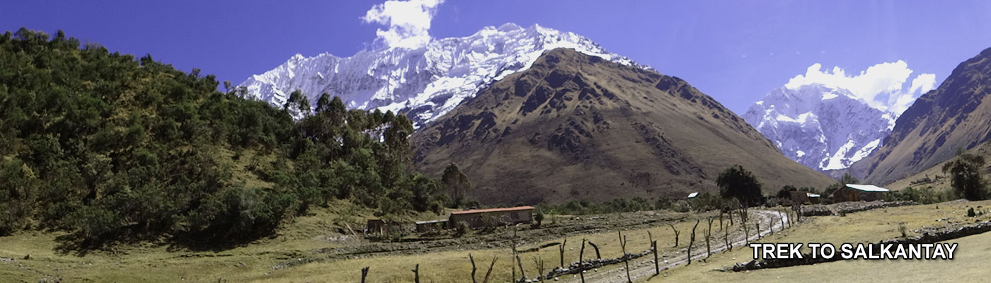 Trek to Salkantay
