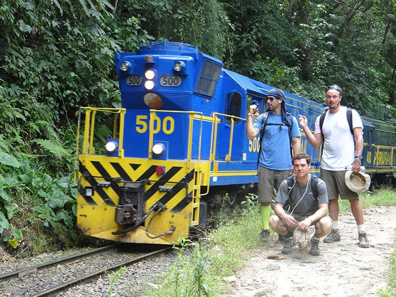 Trek Salkantay Train