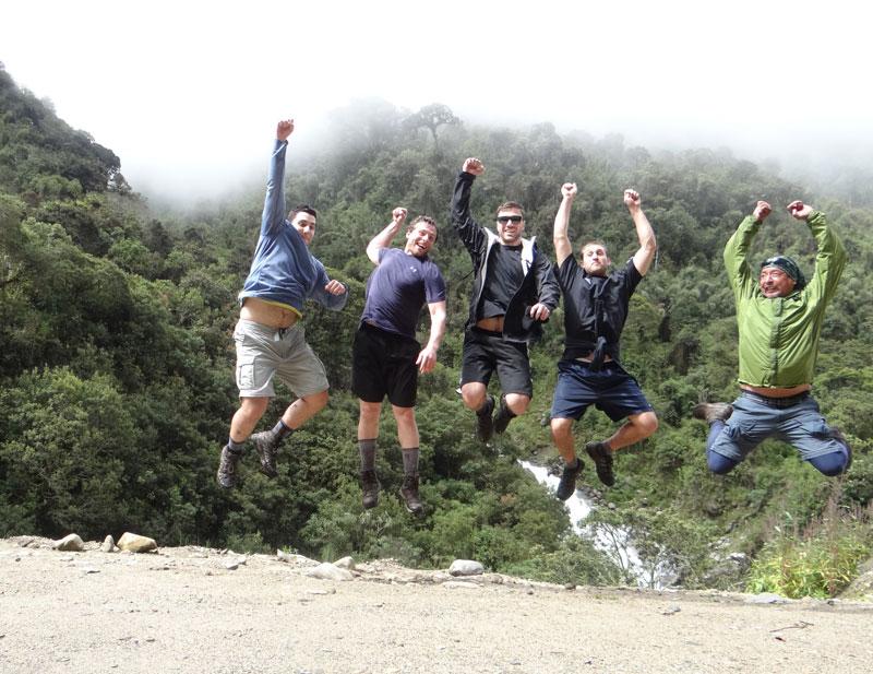 Trek Vilcabamba