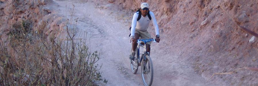 biking peru