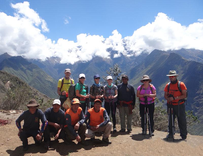 Choquequirao Trekking AuquiPeru