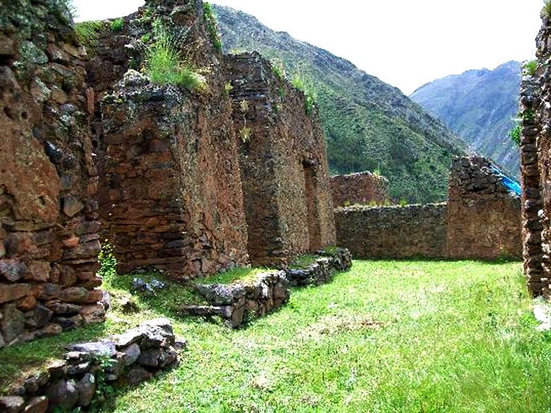 Pumamarka Site