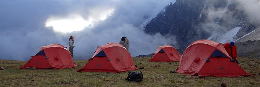 Salkantay Trek & Inca Trail