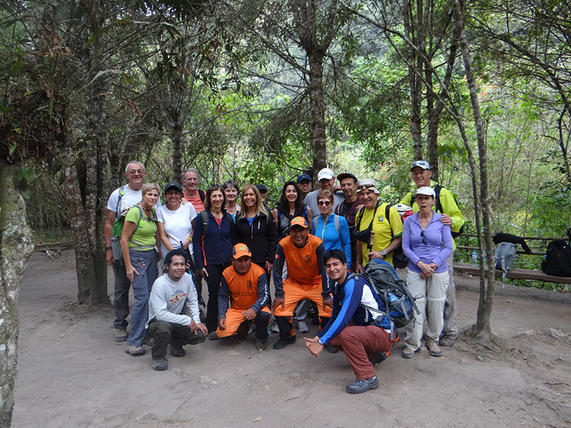 Trekking Short Inca Trail