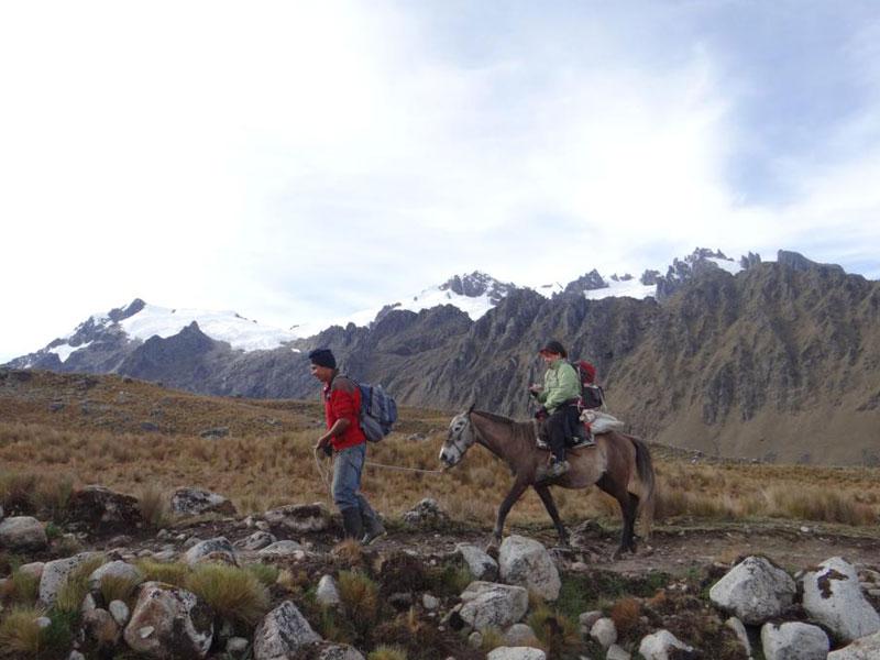Horseback to Vilcabamba