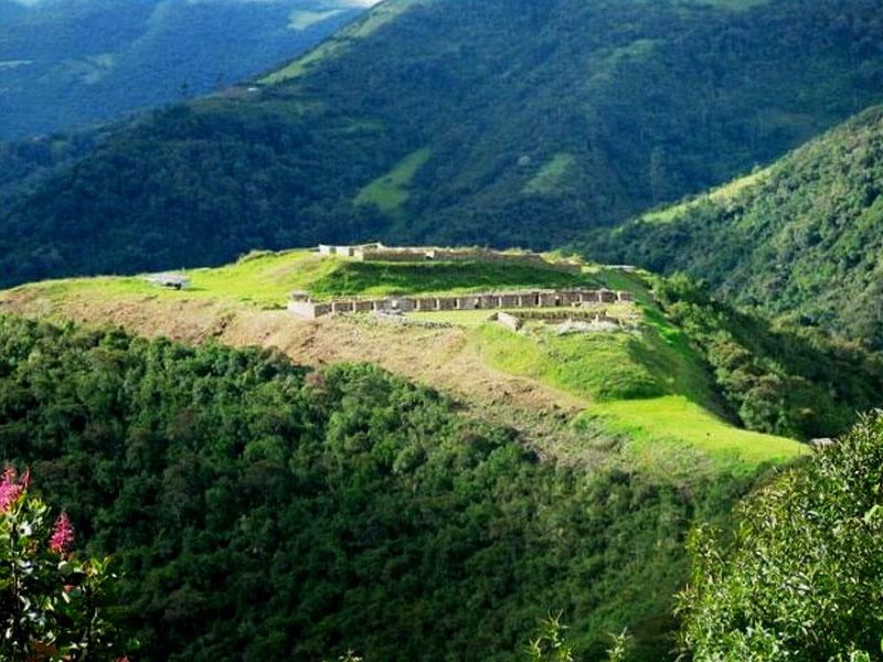 View Vilcabamba