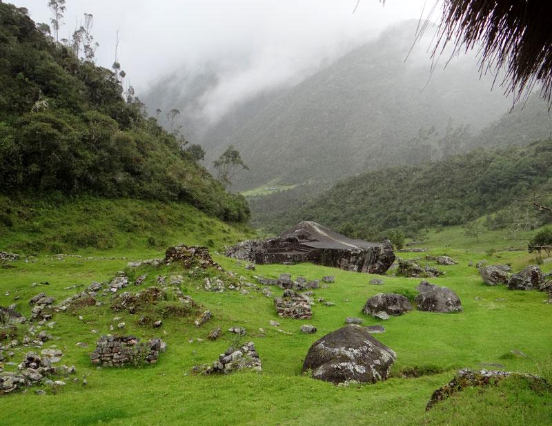 Whiterock Vilcabamba