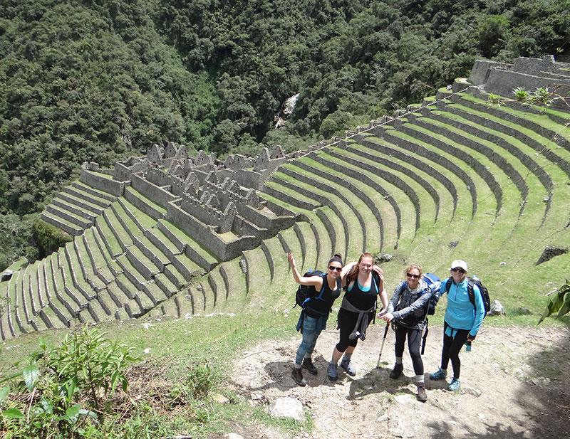 Wiñaywayna - inca Trail
